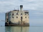 Fort Boyard : vu du SW